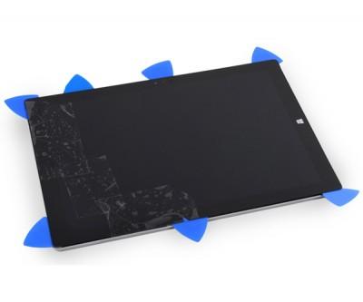 Thay màn hình surface do tại TTD Shop cho phép khách hàng giám sát trực tiếp