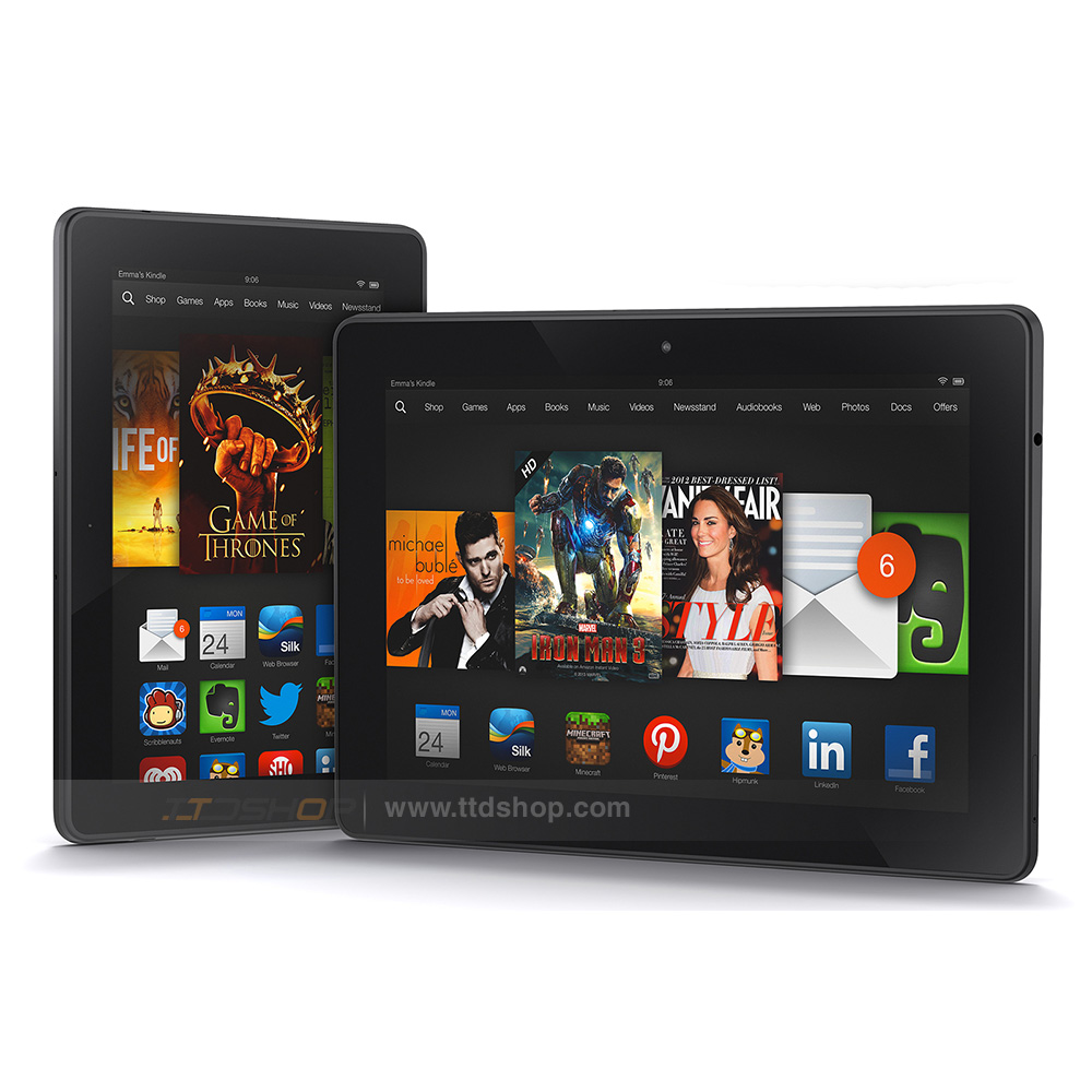 Kindle Fire HDX 7 cũ