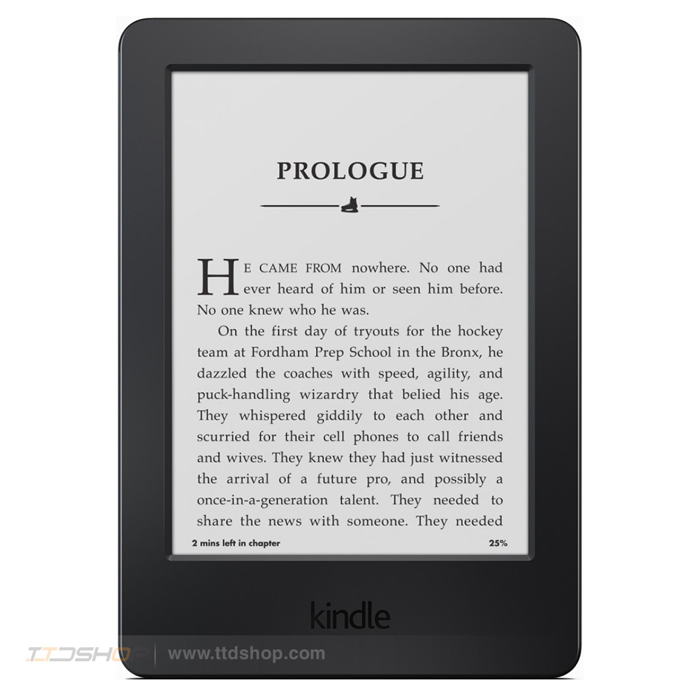 Kindle Touch 2012 – Like New