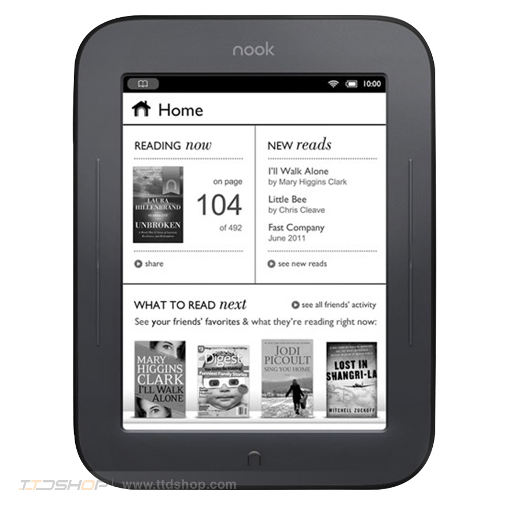 Nook Touch Simple