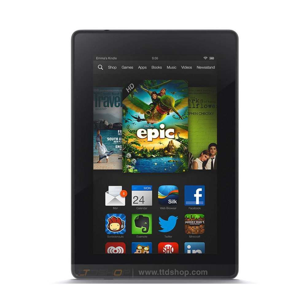 Màn hình Kindle Fire ( 5th generation )