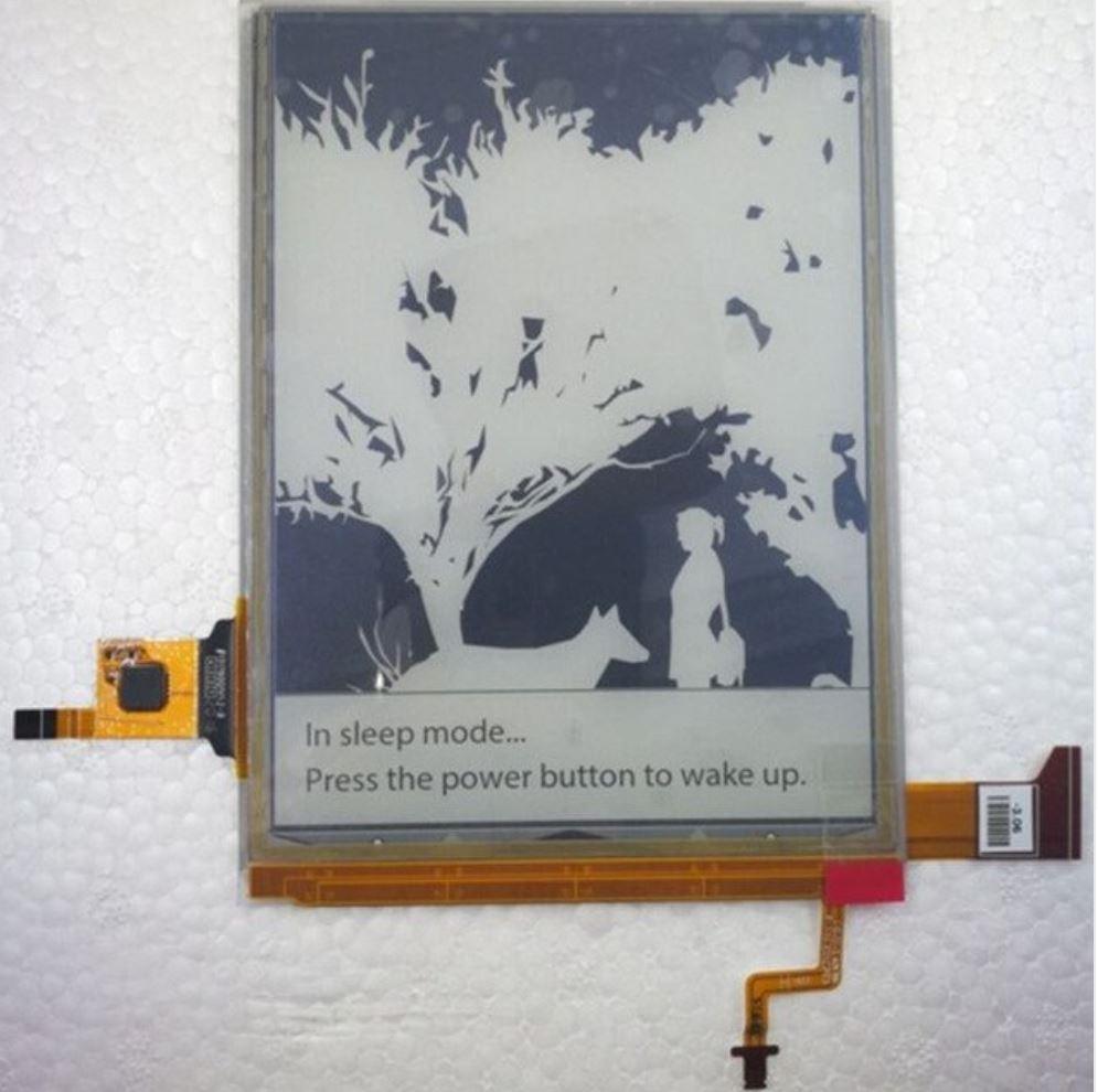 Thay màn hình máy đọc sách Kobo